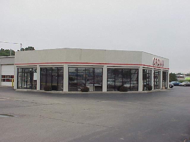 (Crown Toyota, IL 58 04) In Decatur, Macon County, IL. IL48 W. 0.15 Miles  From Jct With Bus.US51 On The N. Side Of Decatur To The Building On The S.  Side Of ...