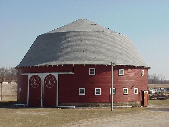 Hoosierroundbarns home for Barn house indiana